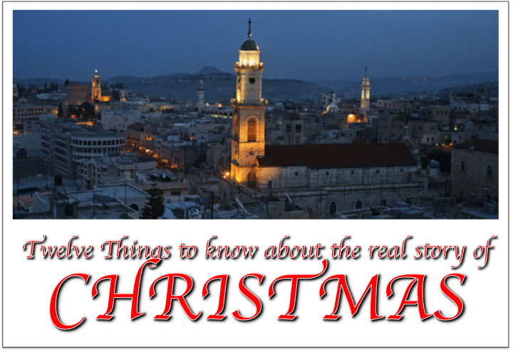 12 things to know Christmas