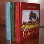 "For a limited time, all three of Pastor Andy Cook's ""Secrets"" books are just $30, plus $3.50 shipping!"