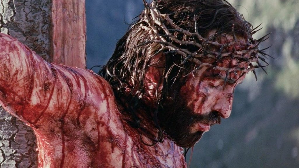 Jesus crucified Passion