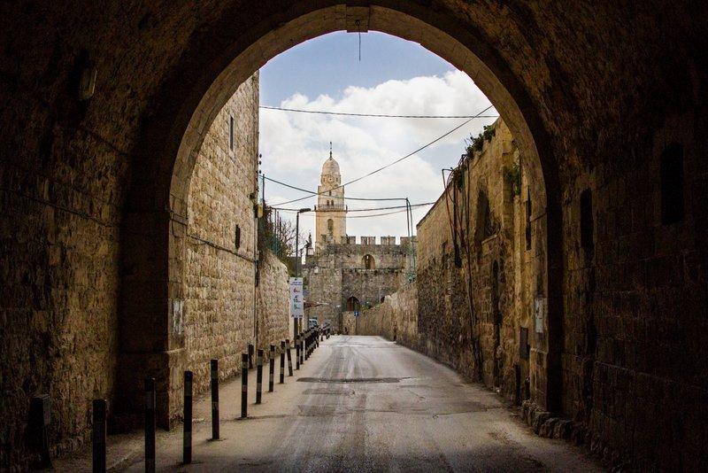 Near Lions Gate Entrance